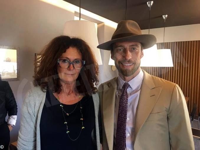 L'ex capitano della Juventus Claudio Marchisio sceglie il made in Langhe per pranzo 1