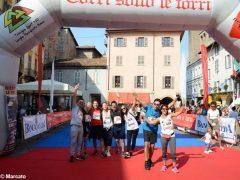 Alba: grande partecipazione a Corri sotto le torri Alba nel cuore 24