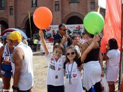 Alba: grande partecipazione a Corri sotto le torri Alba nel cuore 25