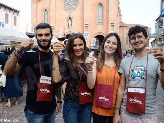 La fotogallery della Festa del vino di Go wine 1