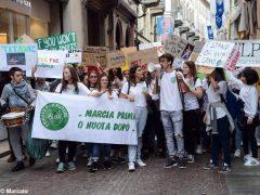 Lettera aperta del consigliere regionale Marello ai giovani del Fridays for future