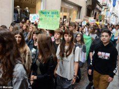 Lettera aperta del consigliere regionale Marello ai giovani del Fridays for future 3