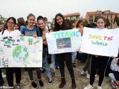 Lettera aperta del consigliere regionale Marello ai giovani del Fridays for future 19
