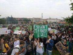 Friday for future: oggi la manifestazione anche ad Alba 3