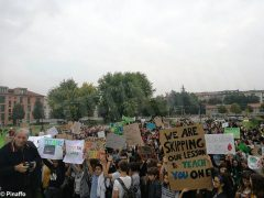 Friday for future: oggi la manifestazione anche ad Alba 6