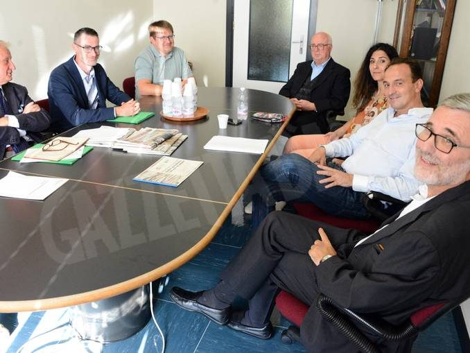 I piccoli editori della Fipeg incontrano il presidente del Piemonte Alberto Cirio