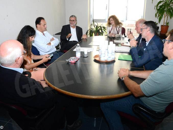 I piccoli editori della Fipeg incontrano il presidente del Piemonte Alberto Cirio 1