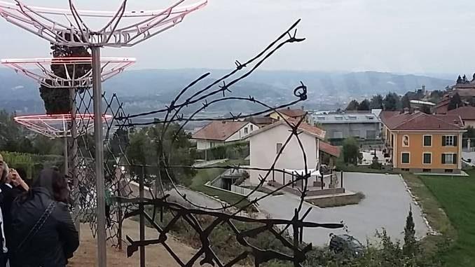 A Guarene inaugurate due mostre d'arte a palazzo Rebaudengo e tra i vigneti