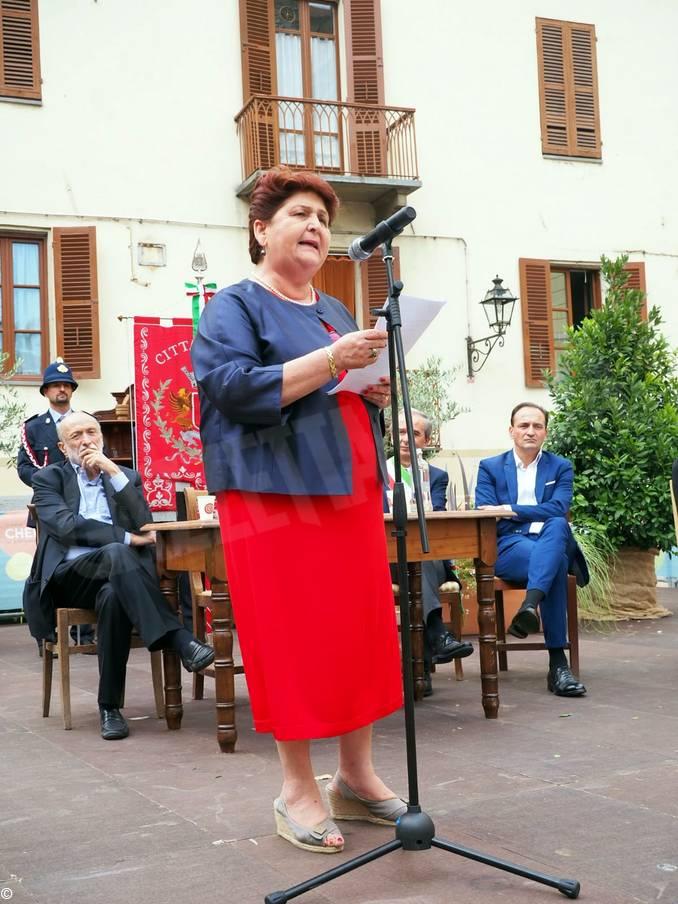 bra inaugurazione cheese ministro Bellanova