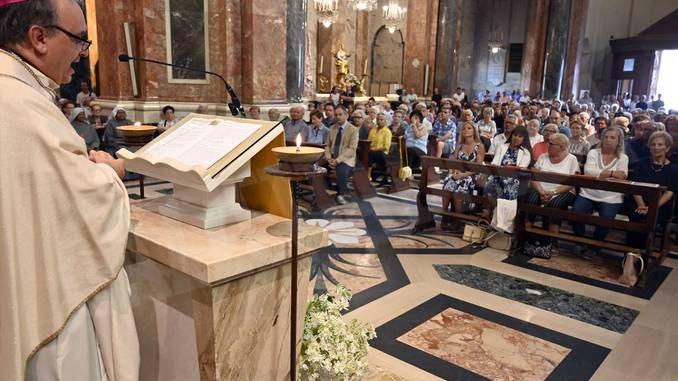 Al santuario della Madonna dei fiori di Bra il miracolo si ripete 2