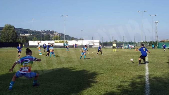 Area calcio debutta in Coppa Italia con una netta vittoria