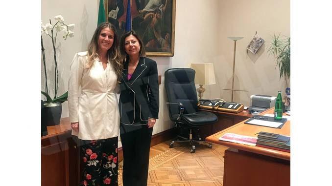 Asti-Cuneo: l'onorevole Gribaudo incontra il Ministro De Micheli