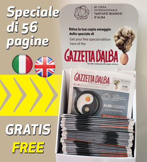 Fiera del Tartufo 2019: sfoglia lo speciale di Gazzetta d'Alba / Gazzetta d'Alba, Truffle Fair 2019: Special Edition, english language available. Read it now!
