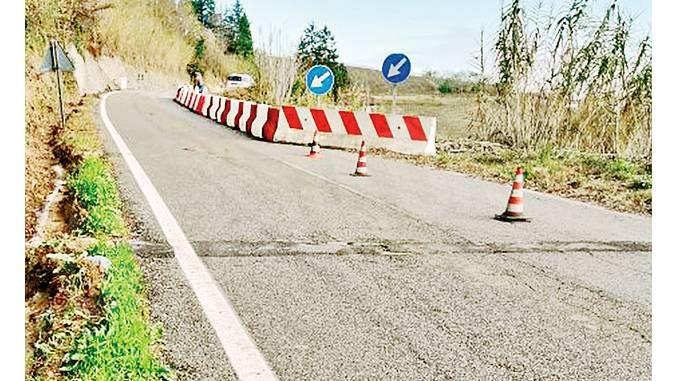 La Provincia sistema le strade a Benevello e a Mango
