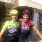 Diego e Massimo Rosa si danno il cambio sulle strade cinesi