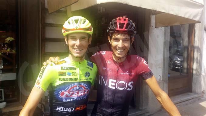 Mercoledì Diego Rosa sarà al via del Giro di Toscana