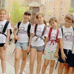 In estate il turismo è per famiglie