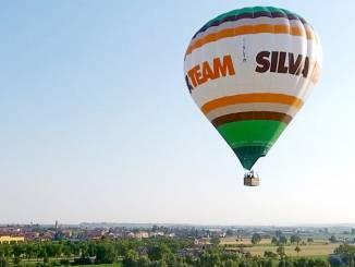 """Rubata la mongolfiera """"Silva Team"""", appello ai ladri per riaverla e far volare i bambini domenica"""