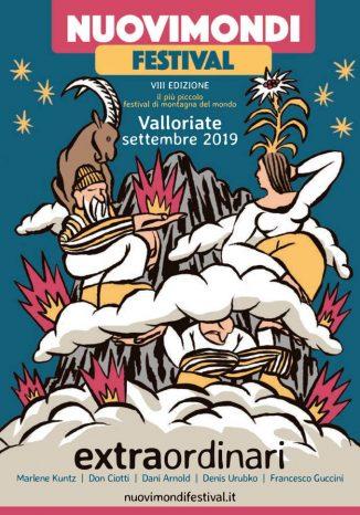 Ospiti straordinari e 35 prime visioni per il festival Nuovi mondi a Valloriate