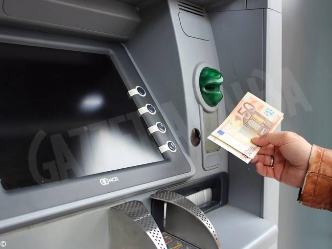 prelievo bancomat