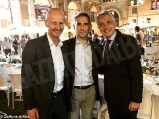 Città creative Unesco: Alba ospite della Cena dei mille a Parma 1