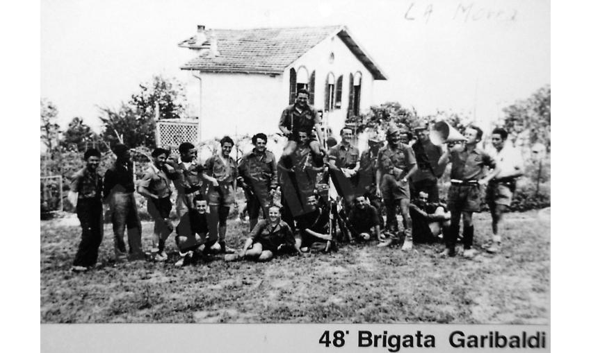 48ma brigata Garibaldi