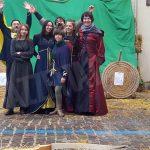 Baccanale: gli Arcieri Langhe e Roero ospiti del Borgo San Martino