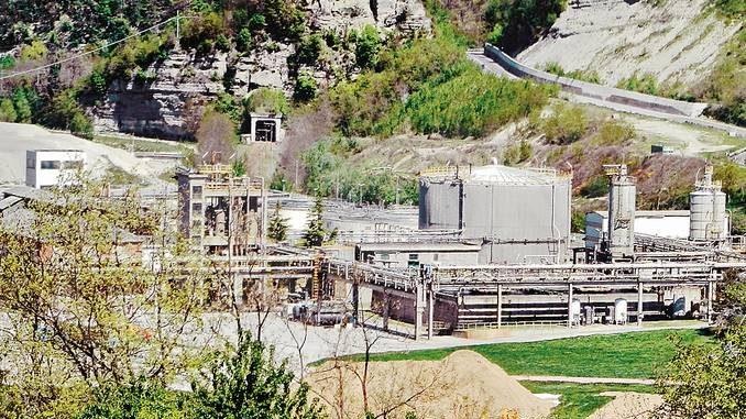 L'Eni progetta il risanamento dell'area accanto al sito Acna