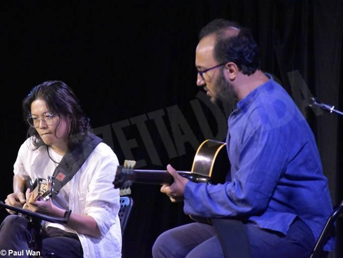 Chi Ho Choi e Cosentino