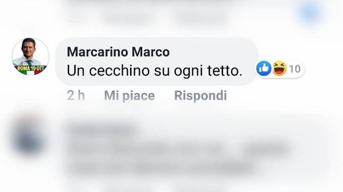 """Furto all'alba? Per l'assessore alla Municipale Marcarino serve: """"Un cecchino per ogni tetto"""""""