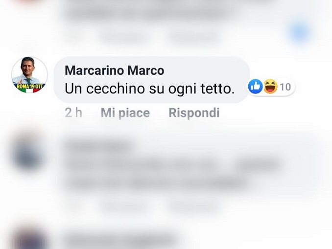 Commento Marcarino