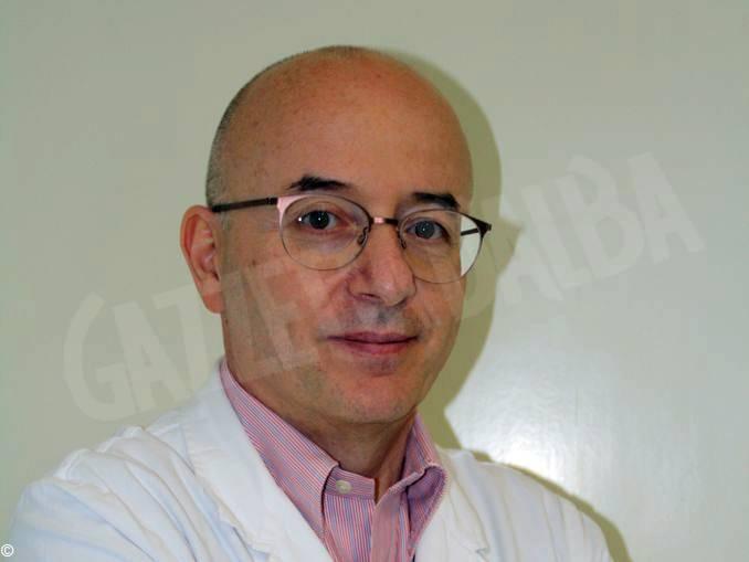 Giulio Melloni primario cuneo