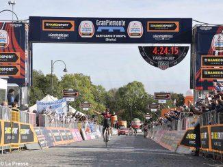 Gran Piemonte: trionfa Bernal; ottimo lavoro di Rosa nella salita finale