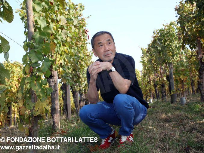 Haruki Murakami – Premio Lattes Grinzane 2019 Fondazione Bottari Lattes foto Murialdo(7)