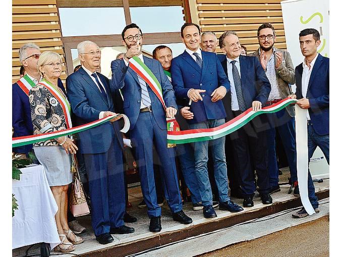Inaugurazione museo Ceresole