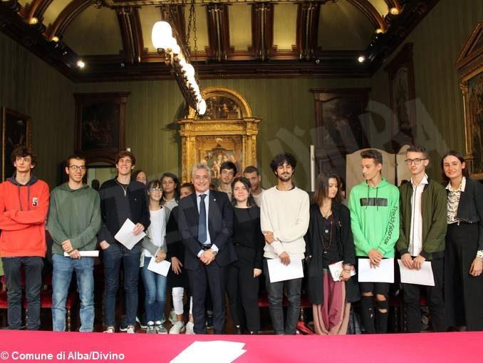 Alba e i giovani del movimento per il clima hanno sottoscritto un accordo congiunto 2