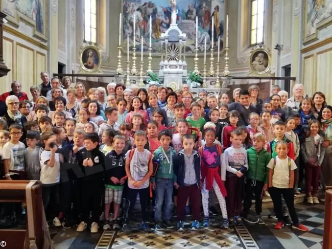 Isola d'Asti festa dei nonni