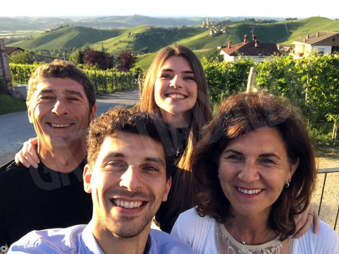 Maurizio Costantini famiglia