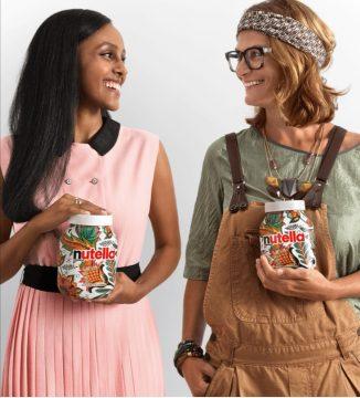 Ferrero lancia Nutella gemella, la campagna che esalta le differenze 1