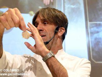 Davide Oldani presenta XFETTA, l'utensile per tartufo che fa le fette uguali 3