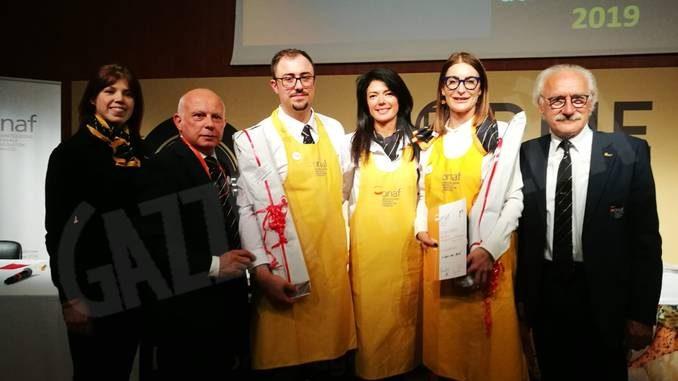 Il cuneese Alessio Monaco è il secondo miglior assaggiatore di formaggi d'Italia