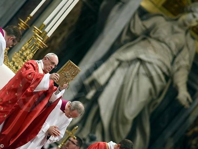 Papa Francesco ha istituito la Giornata della parola di Dio