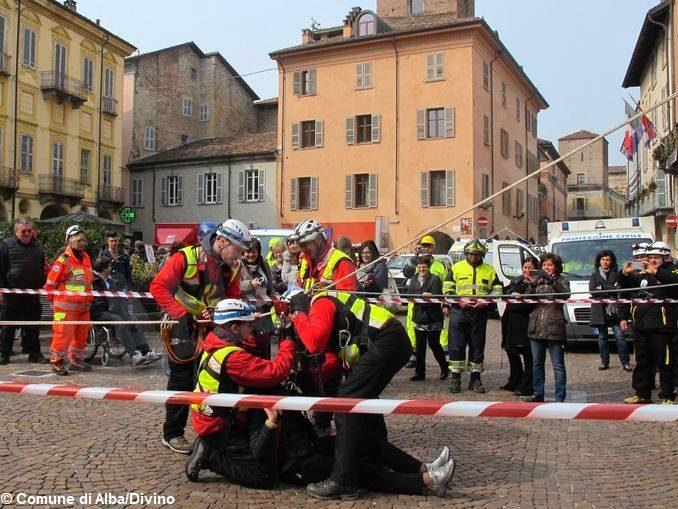 Martedì 5 novembre le scuole e gli uffici comunali di Alba si esercitano con l'evacuazione