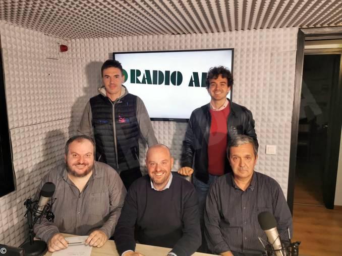 Radio Alba balon