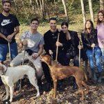 Cristiano Ronaldo a caccia di tartufi nell'albese