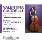 Eccellenza incontra eccellenza: Valentina Ciardelli protagonista del concerto