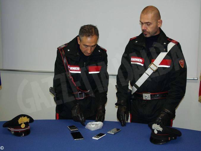 alba-carabinieri sequestro droga