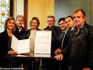 Gli albesi possono scrivere sul Libro della memoria le loro riflessioni sulla Resistenza