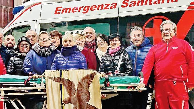 La Croce rossa di Montà cerca  volontari del soccorso