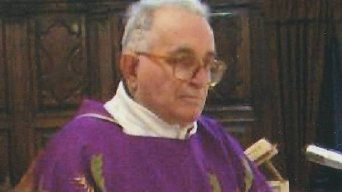 San Damiano d'Asti piange la morte di don Giuseppe Bologna